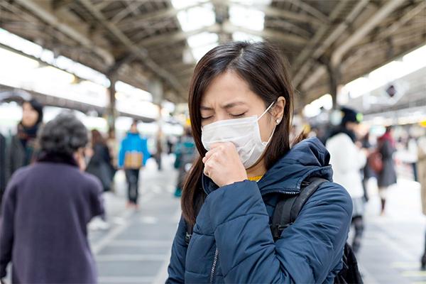 wegwerf-maske